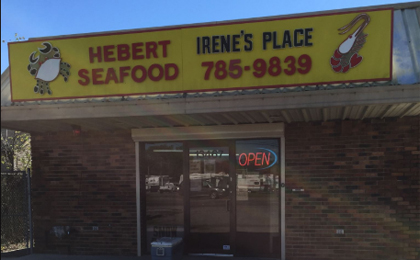 Hebert's Seafood Andouille Trail