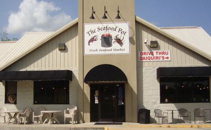 The Seafood Pot - Andouille Trail