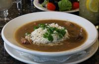 Oak Alley Restaurant Andouille Gumbo